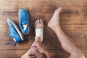 Athlete's Foot Treatment in Fairfax, VA
