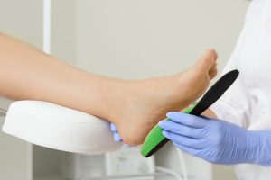 Custom Orthotics in Fairfax, VA